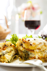 Lasagne Meal