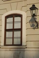 Détail d'architecture viennoise