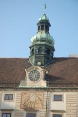 Toit de maison viennoise (Centre-ville)