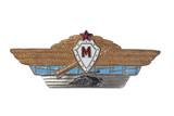 soviet army specialist emblem poster