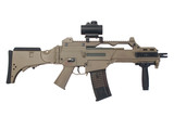 german army assault rifle G36
