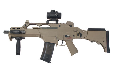 modern assault rifle G36