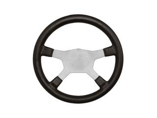 Wheel isolated on white