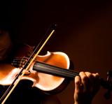 Fototapety violoniste