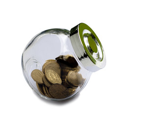 épargne cochon monnaies collecte