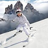 Fototapeta dorosły - alpejskie - Poza Pracą / Sporty