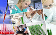 Female Scientist Doctor in Research Laboratory