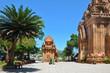 ������, ������: Po Nagar Cham towers Nha Trang