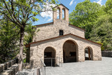 The old Romanesque chapel Meritxell in Andorra