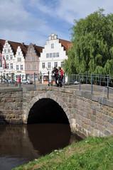 Steinbrücke in Husum