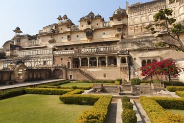 The Queen's Gardens, Bundi Palace, Rajasthan