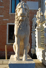 The statues of Venice - 494