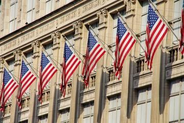 drapeaux américain