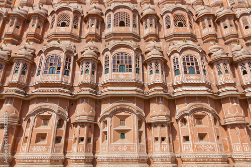 Hawa Mahal, the Palace of Winds, Jaipur.