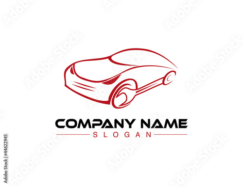 mechanic car logo