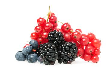 Früchte freigestellt