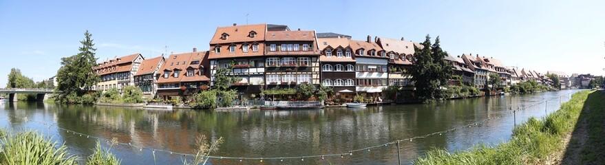 Panorama Klein Venedig Bamberg