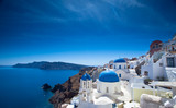 Fototapety Santorini Churches