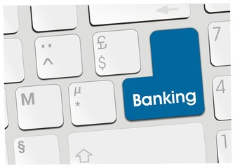 clavier banking