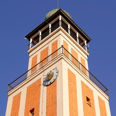 Rathaus in FREUDENSTADT ( Schwarzwald )