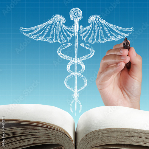 abstractcaduceus sign