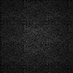 Abstract black texture