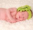 bébé de 7 jours