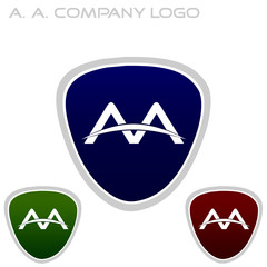 A. A. Company Logo