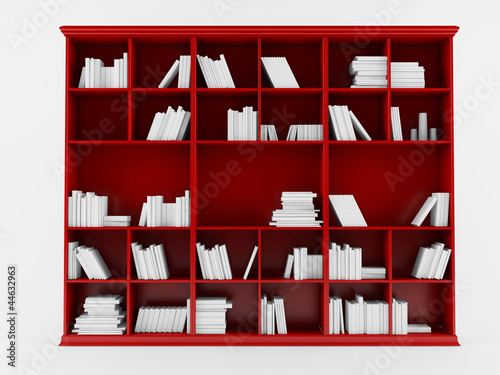 книжный стеллаж