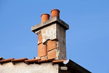 cheminée, travaux de rénovation à prévoir