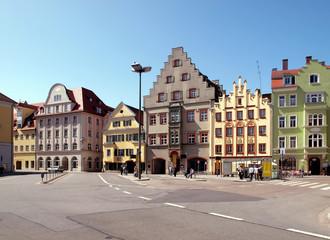 Altstadt in Regensburg