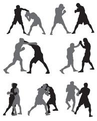 vector boxers