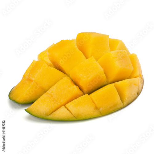 Mango sliced part