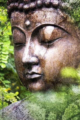 Fototapeten,buddhas,meditation,zen,bewusstsein
