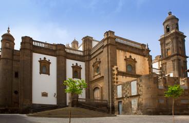 Las Palmas de Gran Canaria Santa Ana Cathedral