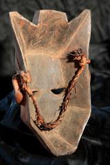 African Tribal Mask - Luba Tribe