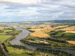 río escocés
