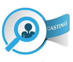 Label casting