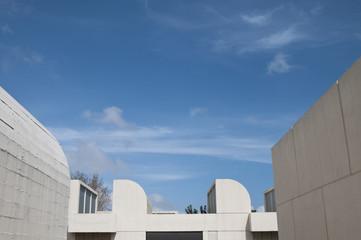 Museum, Montjuic, Barcelona, Spanien