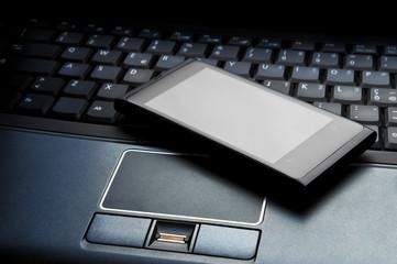 Smart phone sul portatile