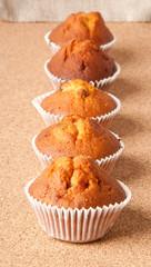 muffins with raisins