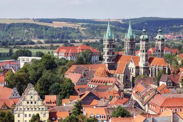 Naumburg und Naumburger Dom