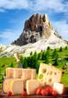 Formaggi in alta montagna - Dolomiti
