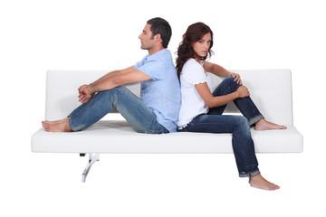 Marital discord