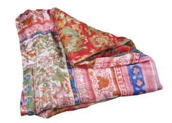 Motley scarf