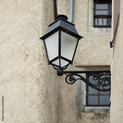 lantern on wall © yellowj