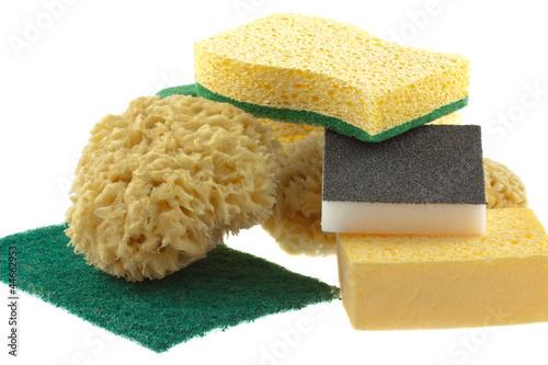 éponge ménage entretien propreté