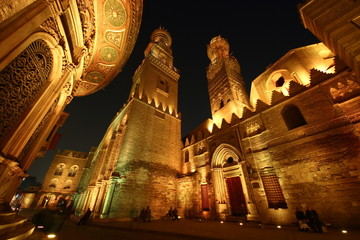 Islamic Architecture - Cairo, Egypt