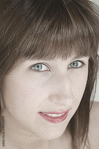 Portrait einer jungen Frau