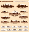Skyline City Set. 10 Cities Of...